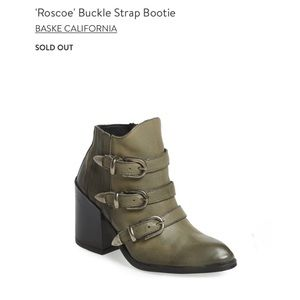 Baske California |  Roscoe Ankle Bootie